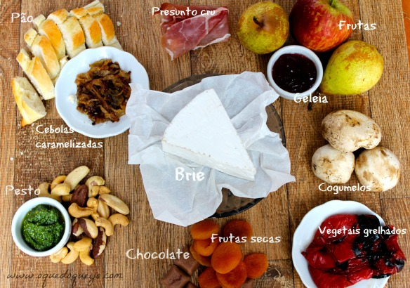 Como apreciar o queijo Brie
