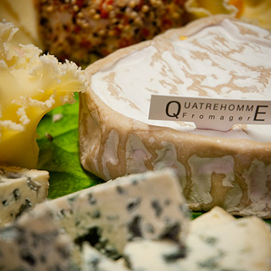 Foto do site Fromagerie Quatrehomme